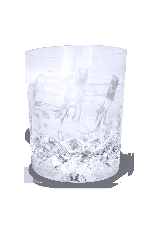 2 JAS Distilling Glass