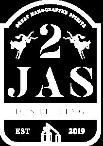 2 JAS White Logo