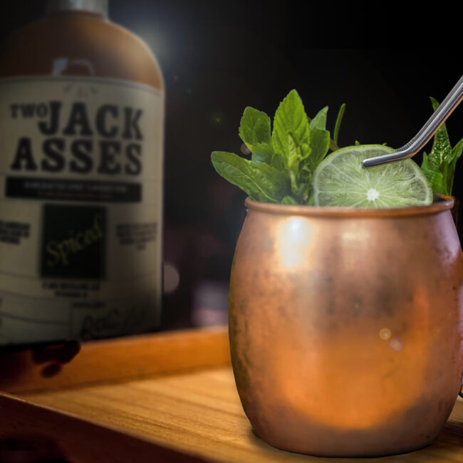Cocktail Recipe Picture for Moscow Jackass